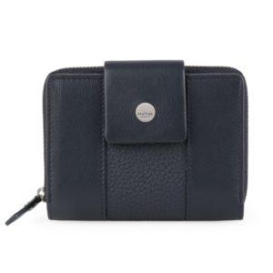 Maître Dámská kožená peněženka Auen Diethilde 4060001602 - tmavě modrá
