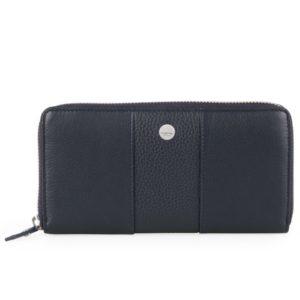 Maître Dámská kožená peněženka Auen Dietrun 4060001603 - tmavě modrá