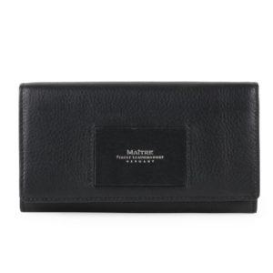 Maître Dámská kožená peněženka Ellern Dilara 4060001607 - černá