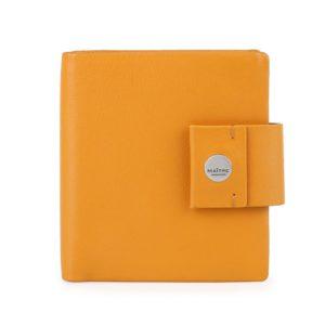 Maître Dámská kožená peněženka Henau Dalene 4060001630 - tmavě žlutá