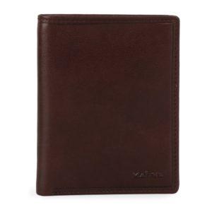 Maître Pánská kožená peněženka Grumbach Aribert 4060001437 - tmavě hnědá