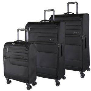 March Sada cestovních kufrů Classic S + M + L