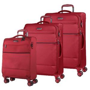 March Sada cestovních kufrů Easy S + M + L