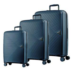 March Sada cestovních kufrů Gotthard S + M + L
