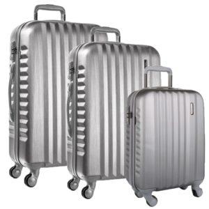 March Sada cestovních kufrů Ribbon SE S + M + L