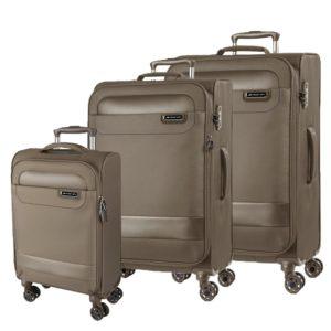 March Sada cestovních kufrů Tourer S + M + L