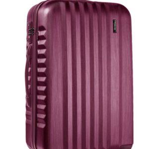 March Skořepinový cestovní kufr L Ribbon SE 97
