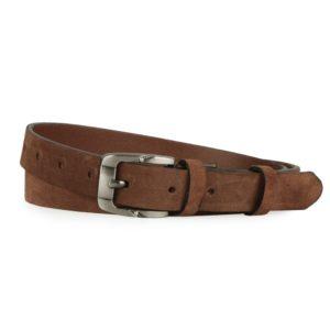 Penny Belts Dámský úzký kožený opasek 172S48 - 100
