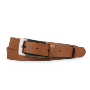 Penny Belts Dámský úzký kožený opasek 176 - 85