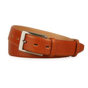 Penny Belts Pánský kožený opasek 35-050-4-K48 - 85
