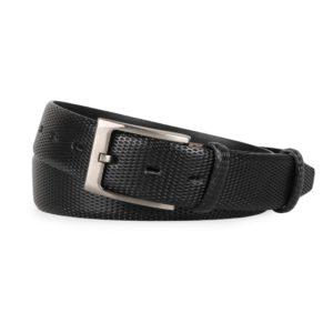 Penny Belts Pánský kožený opasek 35-050-9-K60 - 105