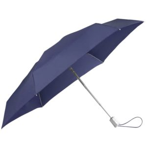 Samsonite Automatický skládací deštník Alu Drop S - modrá