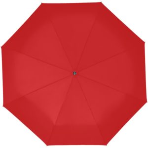 Samsonite Automatický skládací deštník Rain Pro - červená