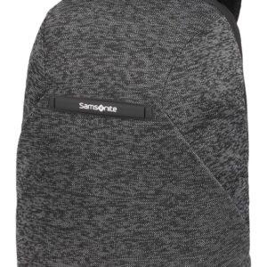 Samsonite Batoh na notebook 14'' Neoknit S 16 l - tmavě šedá