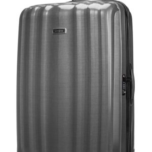 Samsonite Cestovní kufr Lite-Cube DLX Spinner 122 l - šedá