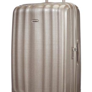 Samsonite Cestovní kufr Lite-Cube Spinner 33V 122 l - zlatá