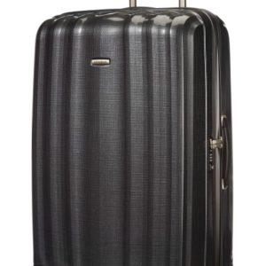 Samsonite Cestovní kufr Lite-Cube Spinner 33V 122 l - černá