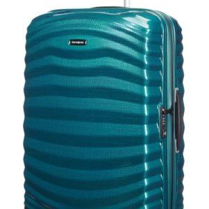 Samsonite Cestovní kufr Lite-Shock Spinner 98V 73 l - modrá