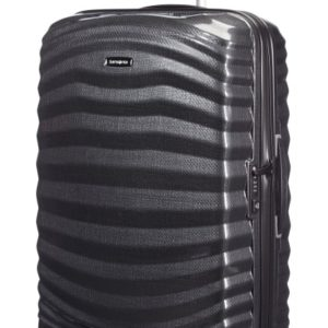 Samsonite Cestovní kufr Lite-Shock Spinner 98V 73 l - černá