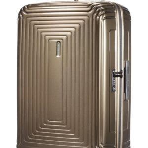 Samsonite Cestovní kufr Neopulse Spinner 44D 74 l - hnědá