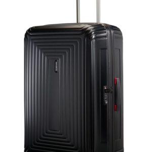 Samsonite Cestovní kufr Neopulse Spinner 44D 74 l - černá