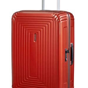 Samsonite Cestovní kufr Neopulse Spinner 44D 74 l - lesklá červená