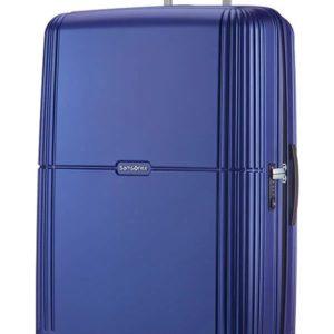Samsonite Cestovní kufr Orfeo Spinner CC4 96 l - modrá