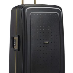 Samsonite Cestovní kufr S'Cure DLX Spinner U44 102 l - černá