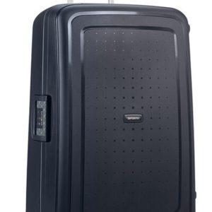 Samsonite Cestovní kufr S'Cure Spinner 10U 102 l - tmavě modrá
