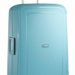 Samsonite Cestovní kufr S'Cure Spinner 10U 102 l - tyrkysová