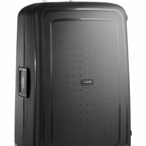 Samsonite Cestovní kufr S'Cure Spinner  138 l - černá
