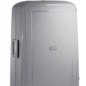 Samsonite Cestovní kufr S'Cure Spinner 10U 138 l - stříbrná