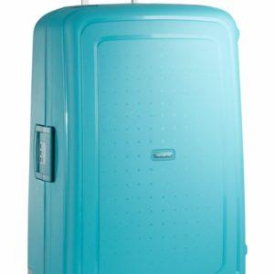 Samsonite Cestovní kufr S'Cure Spinner 10U 138 l - tyrkysová