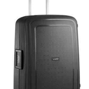 Samsonite Cestovní kufr S'Cure Spinner 70 l - černá