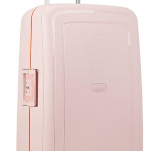 Samsonite Cestovní kufr S'Cure Spinner 10U 70 l - světle růžová