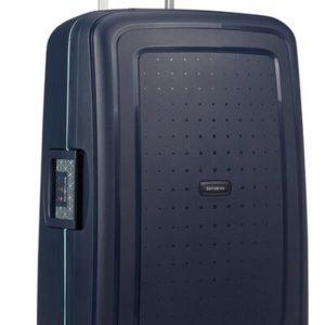 Samsonite Cestovní kufr S'Cure Spinner 10U 70 l - tmavě modrá