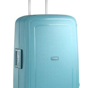 Samsonite Cestovní kufr S'Cure Spinner 10U 70 l - tyrkysová