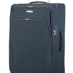 Samsonite Cestovní kufr Spark SNG 124/140 l - modrá