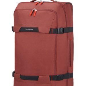 Samsonite Cestovní taška na kolečkách Sonora 112 l - červená