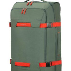Samsonite Cestovní taška na kolečkách Sonora 112 l - zelená
