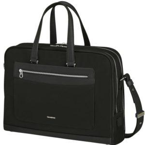 """Samsonite Dámská taška na notebook Zalia 2.0 2 COMP 15.6"""" - černá"""
