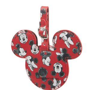 Samsonite Jmenovka na kufr Disney - červená