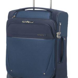Samsonite Kabinový cestovní kufr B-Lite Icon Spinner EXP Toppocket CH5 39/44 l - tmavě modrá
