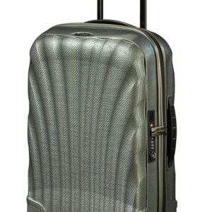 Samsonite Kabinový cestovní kufr C-lite Spinner EXP 36/42 l - metalic zelená