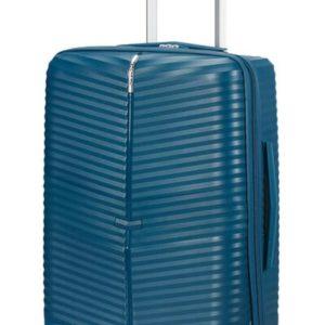 Samsonite Kabinový cestovní kufr Darts Spinner 36 l - modrá