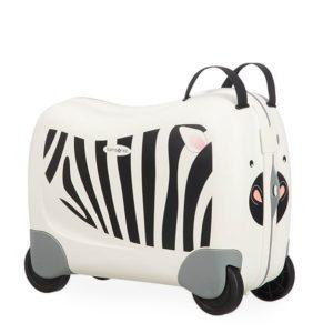 Samsonite Kabinový cestovní kufr Dream Rider CK8 25 l - Zebra Zeno