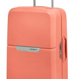 Samsonite Kabinový cestovní kufr Magnum Spinner 38 l - korálová