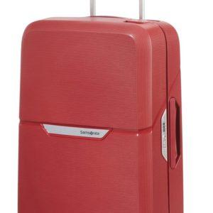 Samsonite Kabinový cestovní kufr Magnum Spinner 38 l - rezavá červená