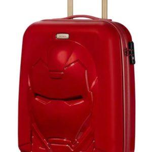 Samsonite Kabinový cestovní kufr Marvel Ultimate Iron Man 33 l - červená