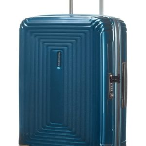 Samsonite Kabinový cestovní kufr Neopulse Spinner 44D 38 l - modrá